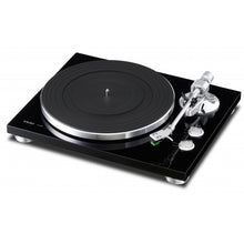 Load image into Gallery viewer, Teac TN-300-B 2-Speed Analog Turntable, Black