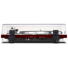 Load image into Gallery viewer, Teac TN-300-R 2-Speed Analog Turntable, Red