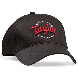 Taylor 00378 Taylor Black Cap - One Size