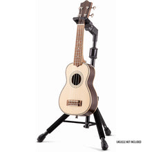 Load image into Gallery viewer, Hercules UKS100B Ukulele Floor Stand