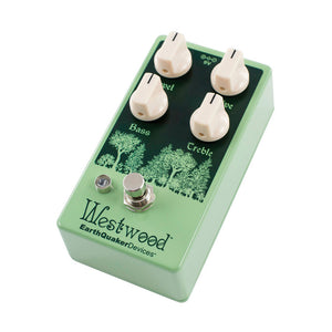 Earthquaker WESTWOOD Translucent Drive Manipulator Effects Pedal