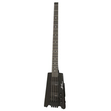 "Load image into Gallery viewer, Steinberger XTSTD4BK1 Spirit XT-2 ""STANDARD"" Bass Outfit (4-String) - Black"