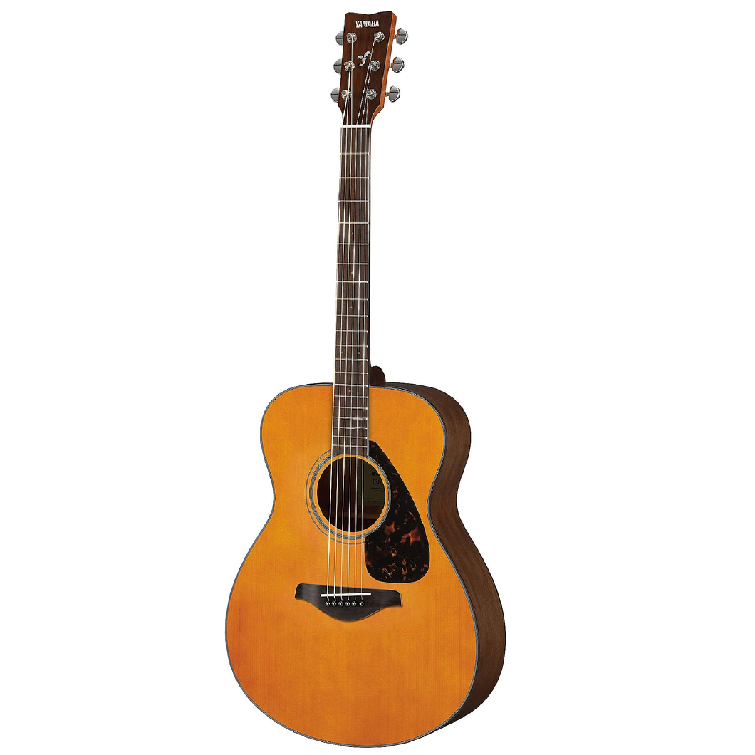 Yamaha FS800T Small Body Acoustic Guitar, Tinted