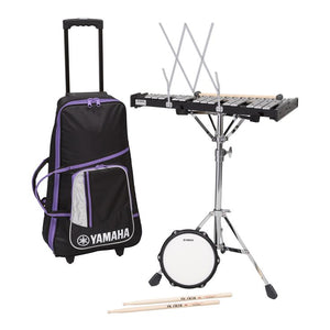 Yamaha SBK-350 Bell Kit with Rolling Cart