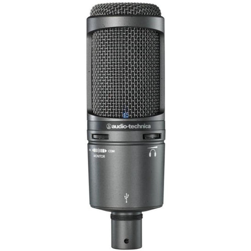 Audio-Technica Audio-technica AT2020USB+ Cardioid Condenser USB Microphone - Easy Music Center