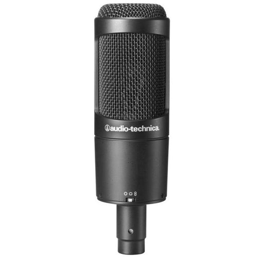 Audio-Technica Audio-technica AT2050 Multi-pattern Studio Condenser Microphone - Easy Music Center