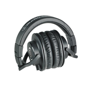 Audio-Technica Audio-technica ATH-M40X Closed-back Studio Headphone, Flat - Easy Music Center