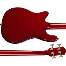 Load image into Gallery viewer, Epiphone EBEMSBUNH1 Embassy Bass - Sparkling Burgundy