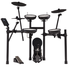 Load image into Gallery viewer, Roland TD-07KV All Mesh V-Drums Electronic Drum Kit Set