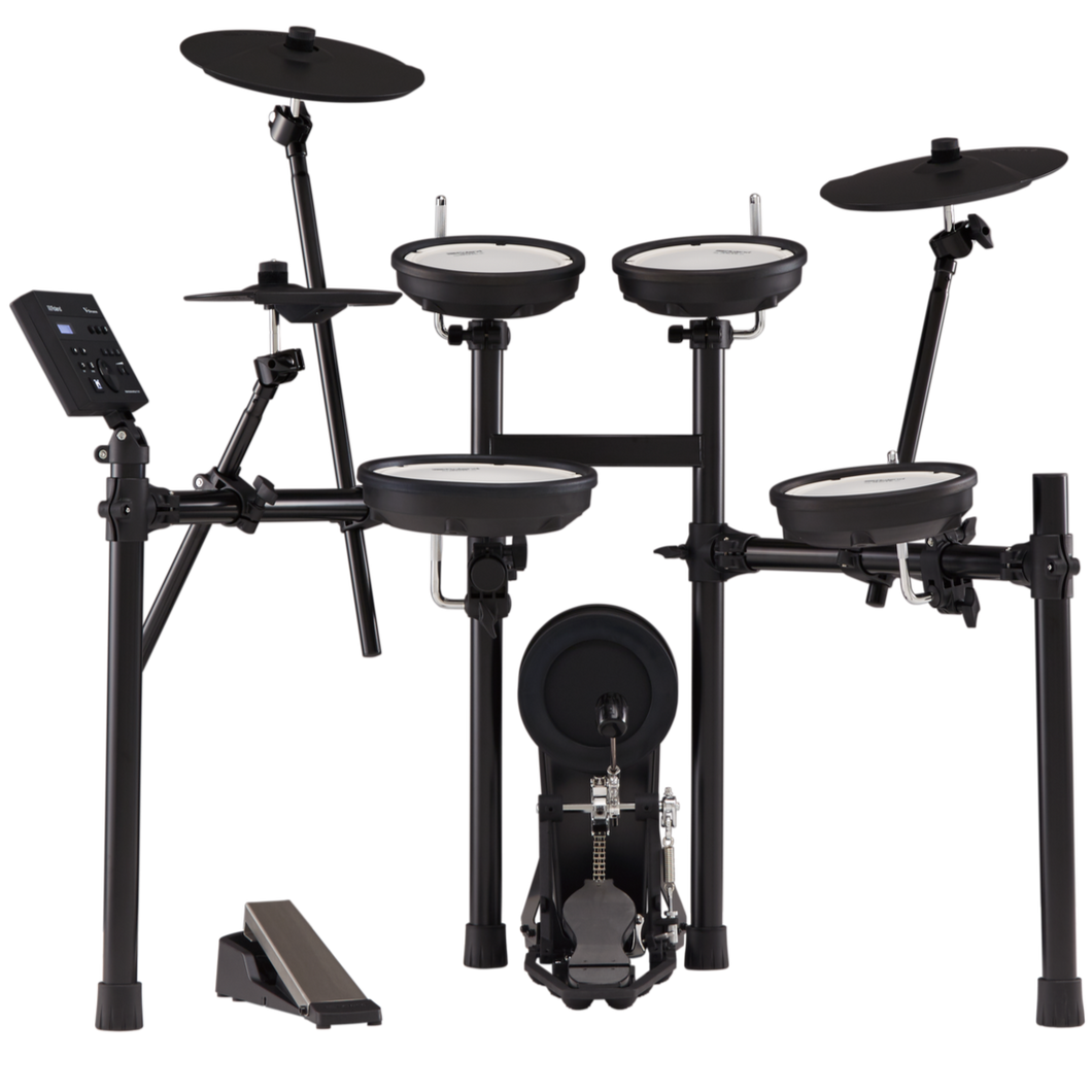 Roland TD-07KV All Mesh V-Drums Electronic Drum Kit Set
