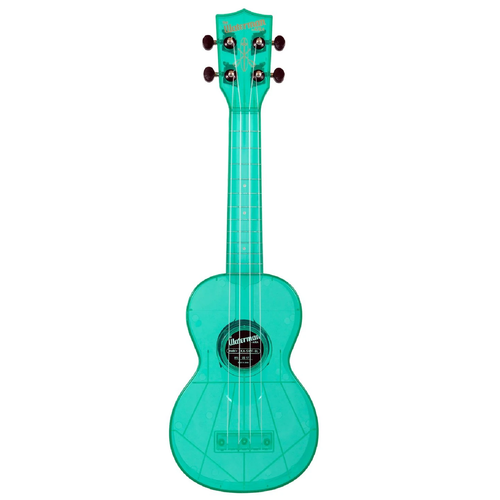 Kala Kala KA-SWF-BL Soprano Ukulele - Easy Music Center