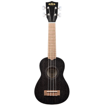 Load image into Gallery viewer, Kala Kala KA-15S-BLK Soprano Ukulele - Easy Music Center