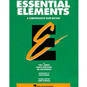 Hal Leonard HL00863520 Essential Elements Original Book 2 - Oboe