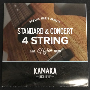 Kamaka Kamaka S-1 Standard/Concert Strings - Easy Music Center