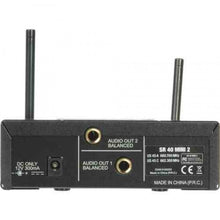 Load image into Gallery viewer, AKG WMS40MINI2-V-AC Dual Wireless Vocal Microphone System, Band AC