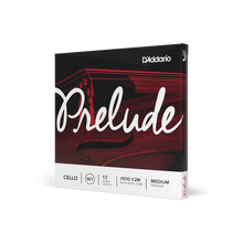 Load image into Gallery viewer, D'addario J1010-1/2M Prelude Cello String Set, 1/2 Scale, Medium Tension