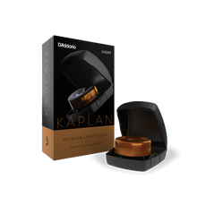 Load image into Gallery viewer, D'Addario KRDL Kaplan Premium Rosin with Case, Light
