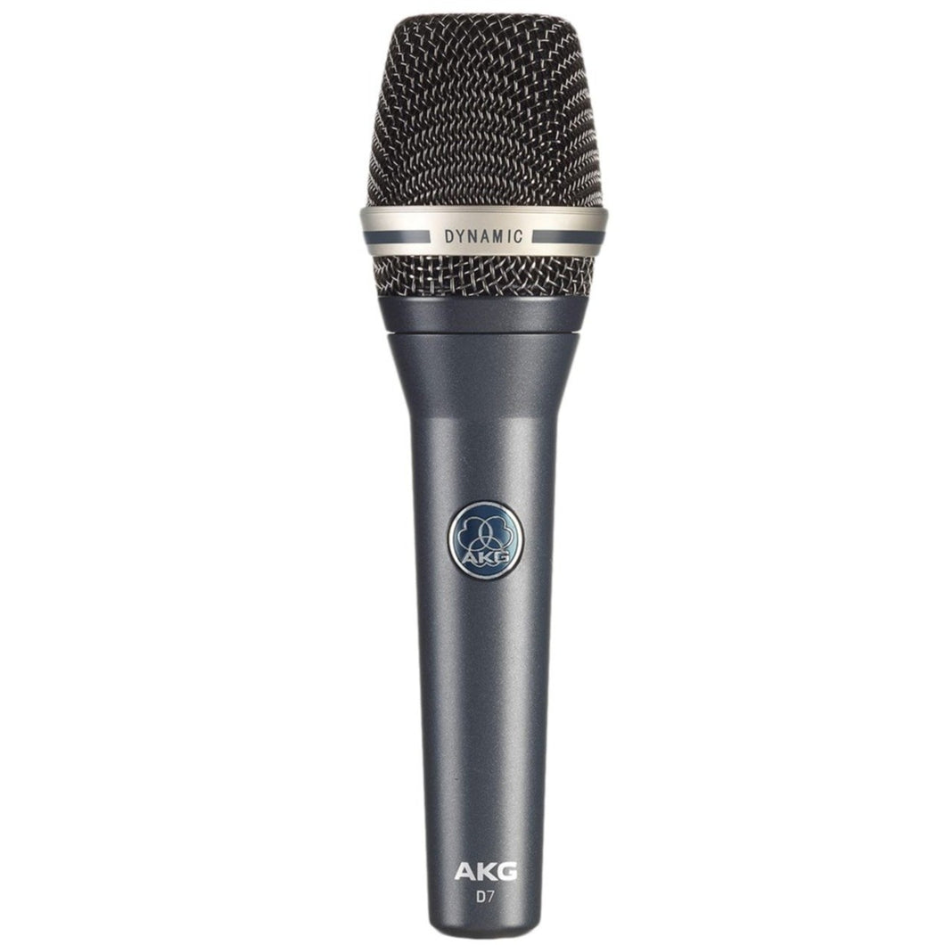 AKG D7 Dynamic Supercardioid Handheld Microphone