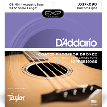 Load image into Gallery viewer, D'addario EXPPBB190GS GS Mini Acoustic Bass Strings