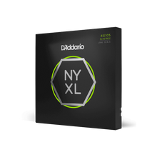 Load image into Gallery viewer, D'Addario NYXL45105 Nickel Wound Bass Guitar Strings, Light Top / Med Bottom, 45-105, Long Scale