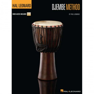 Hal Leonard HL00145559 Djembe Method