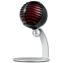 Load image into Gallery viewer, Shure MV5-B-DIG MV5 Home Studio Microphone, Black, Includes USB and LTG cables