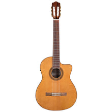 Load image into Gallery viewer, Cordoba C5-CE Acoustic-Electric Full Size Classical Guitar