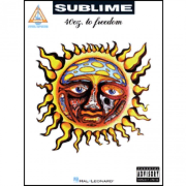 Hal Leonard HL00120122 Sublime - 40oz. to Freedom