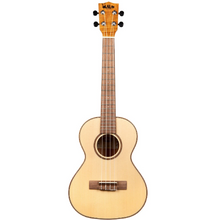 Load image into Gallery viewer, Kala Kala KA-FMTG Tenor Gloss Solid Spruce Top and Flame Maple Ukulele - Easy Music Center