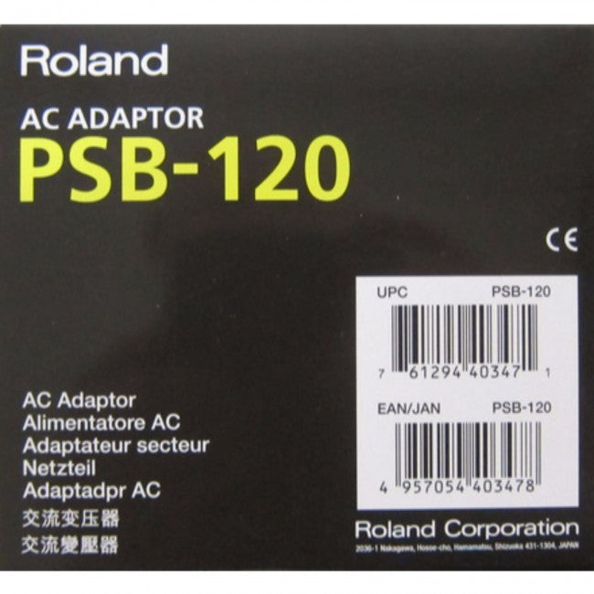 Roland PSB-120 AC-Adapter