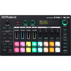 Roland MC-101 Groovebox 4-track Sequencer