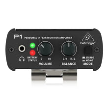 Load image into Gallery viewer, Behringer P1 Personal In-Ear Monitor Amplifier