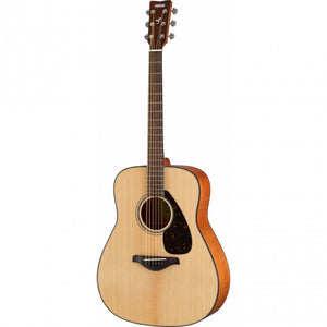 Yamaha FG800 Solid Spruce Top Acoustic Guitar Nato/Okume - Natural