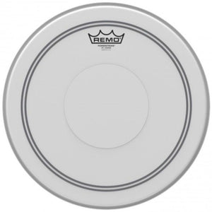 "Remo P3-0114-C2 14"" Powerstroke 3 Drumhead, Coated, Clear Dot Top Side"
