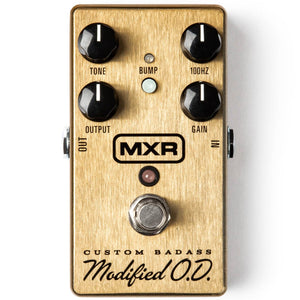 MXR M77 Custom Modified O.D.