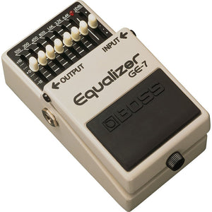 Boss GE-7 Graphic EQ Pedal