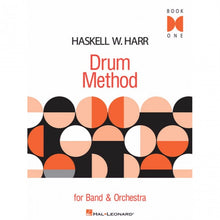 Load image into Gallery viewer, Hal Leonard HL06620096 Haskell W. Harr Drum Method Book 1