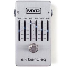 Load image into Gallery viewer, MXR M109S 6 Band EQ