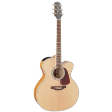 Load image into Gallery viewer, Takamine GJ72CE-NAT Jumbo Body Acoustic-Electric Guitar