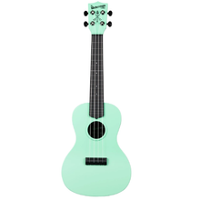 Load image into Gallery viewer, Kala Kala KA-CWB-GN Waterman Concert Ukulele, Sea Foam Green - Easy Music Center