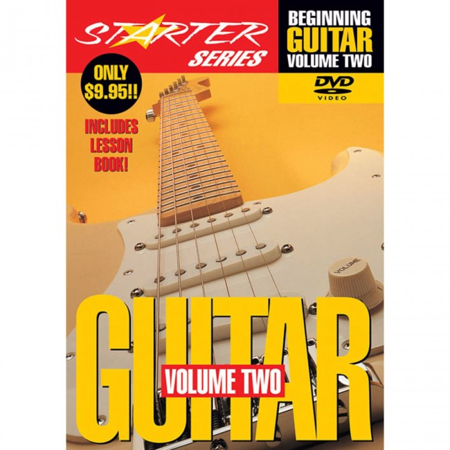 Hal Leonard HL00320417 Beginning Guitar Vol 2