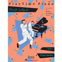 Load image into Gallery viewer, Hal Leonard HL00420128 PlayTime Piano - Level 1 - Rock n Roll