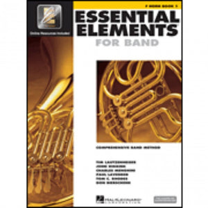 Hal Leonard HL00862576 Essential Elements Book1 with EEI - Horn