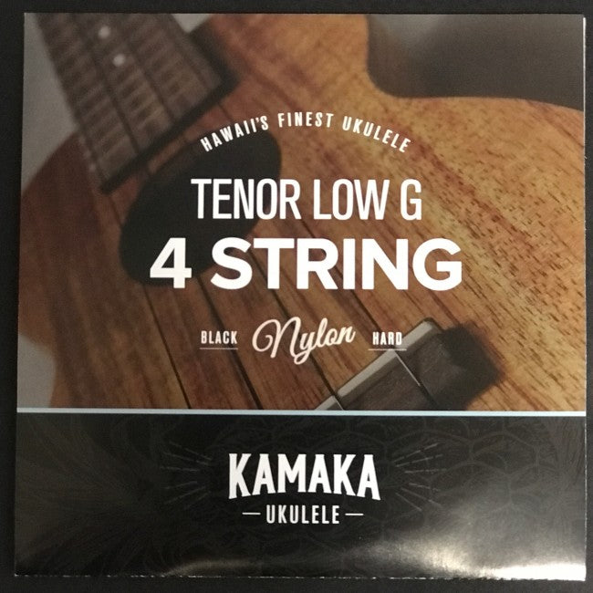 Kamaka S-3G Tenor Low G Strings