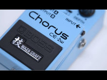 Load and play video in Gallery viewer, Boss CE-2W Waza Craft Chorus Effects Pedal