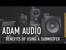 "Load and play video in Gallery viewer, Adam SUB7PRO Subwoofer 140 watts, 7"" woofer"