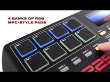 Load and play video in Gallery viewer, Akai MPK225 25-key Compact Keyboard Controller