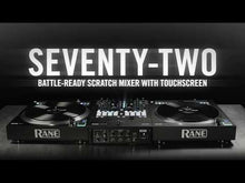 Load and play video in Gallery viewer, Rane Twelve Turntable Controller