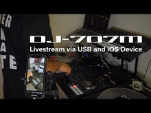 Load and play video in Gallery viewer, Roland DJ-707M 4-Channel Serato DJ Pro Controller