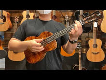 Load and play video in Gallery viewer, Kanile'a KSR-T-PREM-G 2020 Premium Tenor Koa Ukulele (#0820-23332)